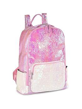 商品Mixed Media Pink Backpack Exclusive图片