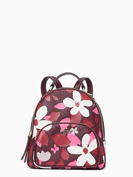 商品jackson forest floral medium backpack图片
