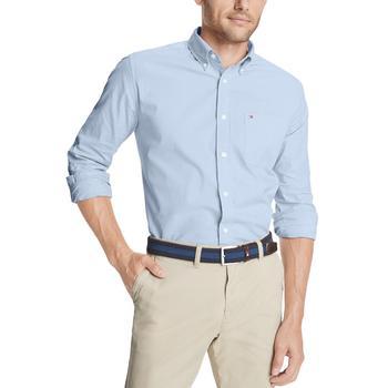商品男款纯色衬衫图片