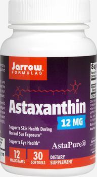 商品Antioxidants: Astaxanthin 12 mg图片
