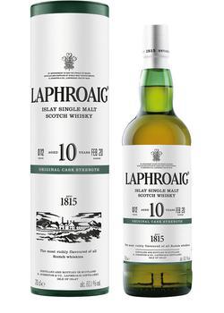 商品10 Year Old Cask Strength Batch 12 Single Malt Scotch Whisky图片