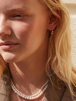 商品Ring Pearl Earring_2Color图片