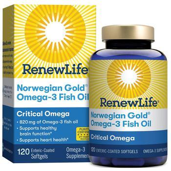 商品挪威黄金成人鱼油图片