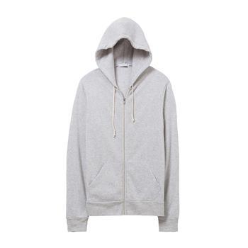 商品Alternative Apparel Mens Eco-Fleece Hoodie (Eco Oatmeal)图片