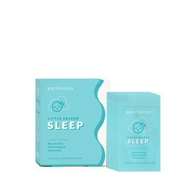 商品Patchology Little Helper Supplement Strips - Sleep (6 Pack)图片