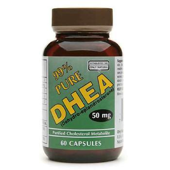 商品Only Natural Dhea 99% 10Mg Capsules - 60 Ea图片