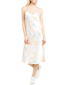 商品French Connection Sade Tie-Dye Slip Dress图片