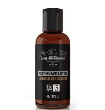 商品Essential Sandalwood Post Shave Lotion 4oz图片