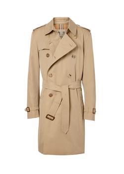 商品The mid-length kensington heritage trench coat图片
