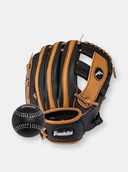 商品Franklin Sports RTP Teeball Performance Gloves & Ball Combo图片