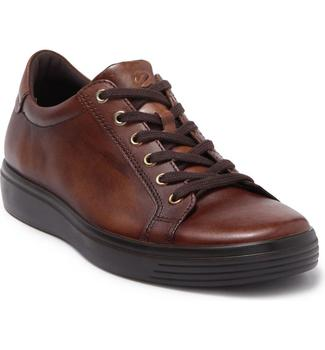 商品Soft Classic Leather Sneaker图片