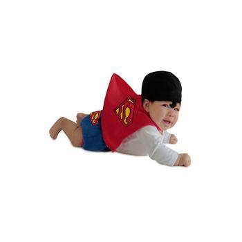 商品Superman Diaper Cover Set Baby Little and Big Boys Costume图片