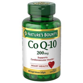 商品辅酶Q10胶囊 Co Q-10 200 mg图片