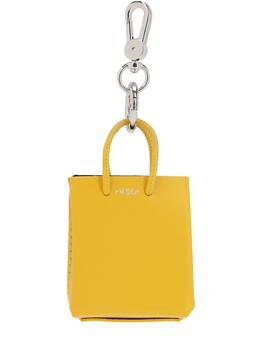 商品Mini Medea Leather Bag Key Holder图片