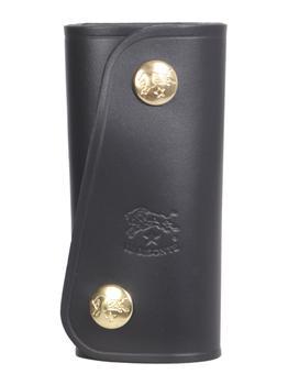 商品Il Bisonte Leather Key Ring图片