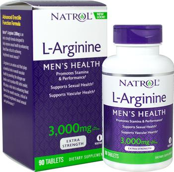 商品L Arginine 90 Tablets图片