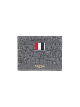 商品Pebble-Grain Leather Card Holder图片