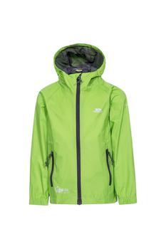 商品Trespass Childrens/Kids Qikpac Waterproof Packaway Jacket (Leaf)图片