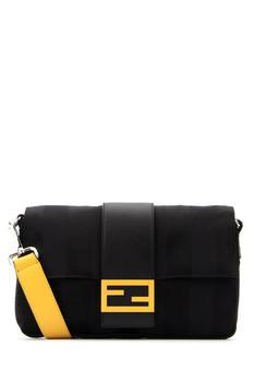 商品Fendi Baguette Multi-Functional Belt Bag - Only One Size / Black图片