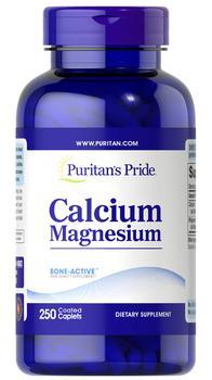 商品Calcium Magnesium 250 Tablets图片
