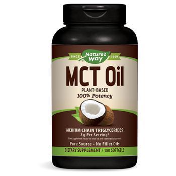 商品MCT Oil from Coconut Soft Gels图片