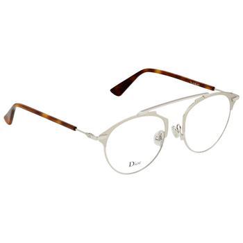 商品Dior Oval Ladies Eyeglasses DIORSOREALO01050图片