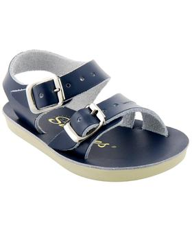商品Salt Water Sandals Sun-San Sea Wee 2000 Series Leather Sandal图片