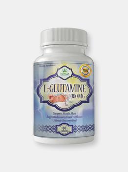 商品Totally Products L-Glutamine 1000mg tablets图片
