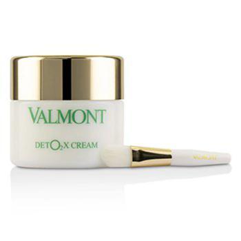 商品Valmont - Deto2x Cream (Oxygenating & Detoxifying Face Cream) 45ml/1.5oz图片