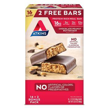 商品高蛋白能量棒, 生铜可用 (巧克力花生酱味)图片
