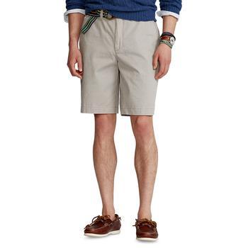 商品Men's 10-Inch Relaxed Fit Chino Shorts图片