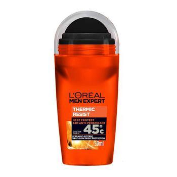 商品L'Oréal Men Expert Thermic Resist 48H Roll On Anti-Perspirant Deodorant 50ml图片