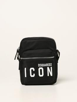 商品Dsquared2 Shoulder Bag Dsquared2 Nylon Bag With Icon Logo图片