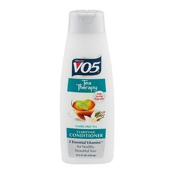 商品Alberto VO5 Tea Therapy Vanilla Mint Tea Conditioner  for Unisex, 12.5 Ounce图片