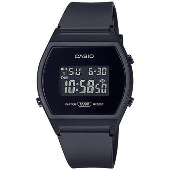 商品Women's Digital Black Resin Strap Watch 35mm图片