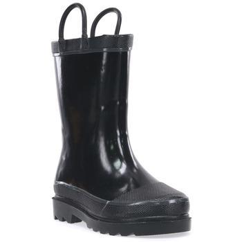 商品Toddler, Little and Big - Boy and Girl Firechief Rain Boots图片