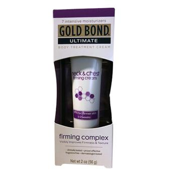 商品Gold Bond Ultimate 7 Intensive Moisturizers Firming Neck and Chest Cream,  2 oz图片