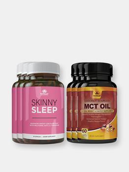 商品Skinny Sleep and MCT Oil Combo Pack图片