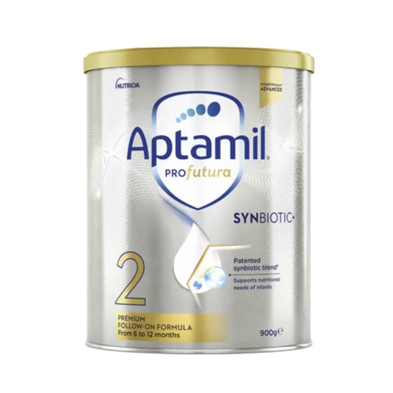 商品澳洲爱他美白金版婴儿配方奶粉 2段 900g (适宜6-12月)新西兰原装进口图片