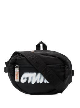 商品Heron Preston Logo Belt Bag - Only One Size / Black图片