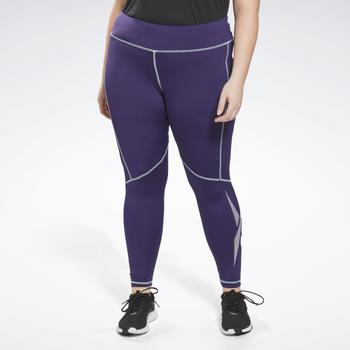 商品Workout Ready Vector Leggings (Plus Size)图片