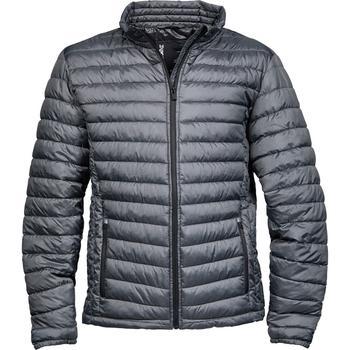 商品Tee Jays Mens Padded Zepelin Jacket (Space Gray)图片