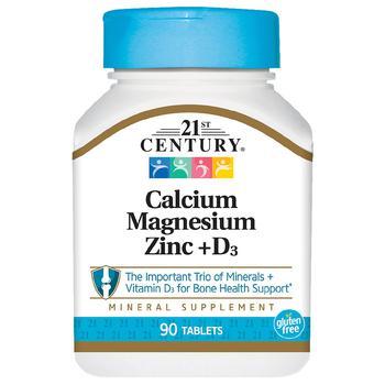 商品钙镁锌片+D3图片