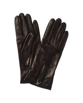 商品Portolano Leather Zip Gloves图片