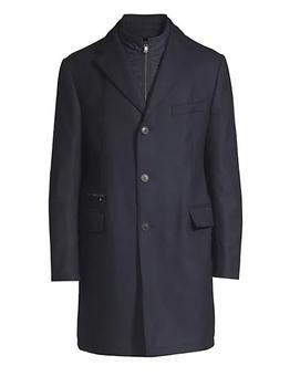 商品Wool Overcoat图片