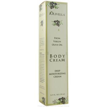 商品Olivella Body Cream From Virgin Olive Oil - 5.07 Oz图片