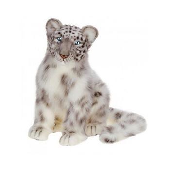 商品Snow Leopard Cub Plush Toy图片