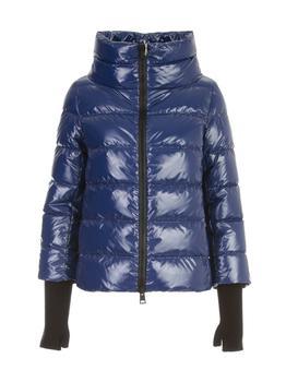 商品Herno Glove Detail Down Jacket - IT38 / Blue图片
