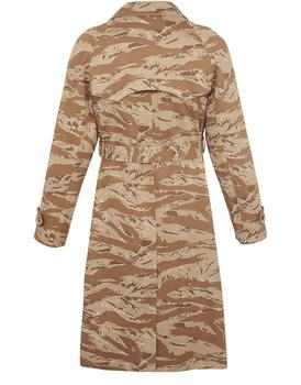 商品Western Camouflage 风衣图片