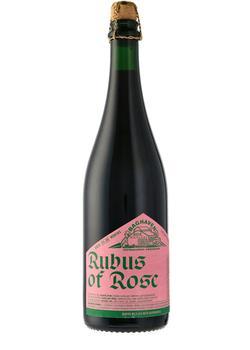 商品Baghaven Rubus of Rose Danish Wild Ale with Raspberries 750ml图片